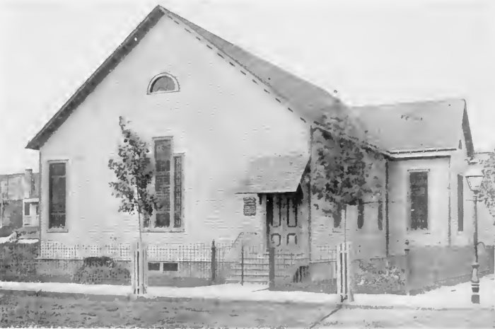 CAMDEN NJ - Wiley Methodist Episcopal Church