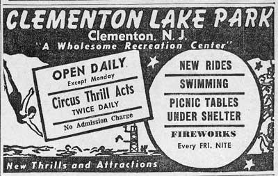 Clementon lake park jeffrey litton folk jazz blues - Round table montgomery village ...