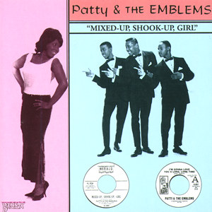 Patty & The Emblems Patti & The Emblems I'm Gonna Love You A Long Long Time / It's The Little Things