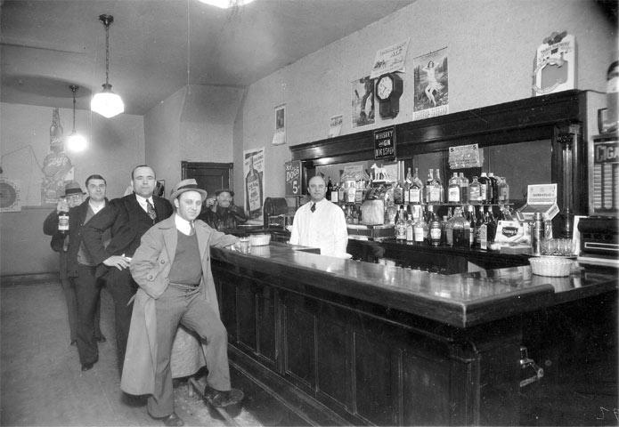 Camden Bars La Victoria Cafe