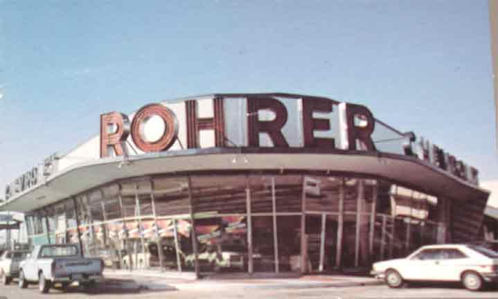 Rohrer Chevrolet