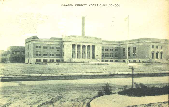 Camden County Vocational 1930