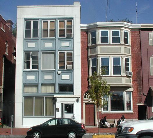 Camden Streets Cooper Street 400 Block