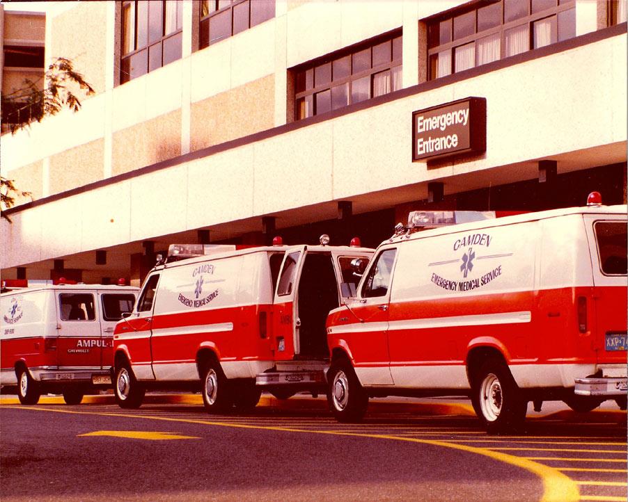Camden Nj Ambulances Emergency Medical Service