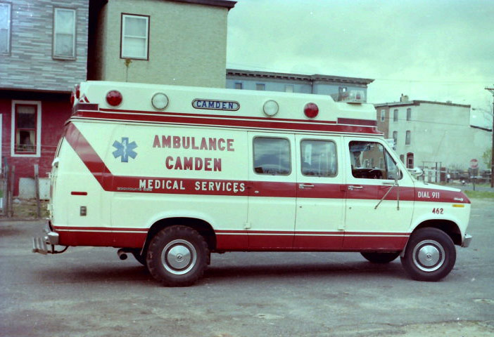 Camden Nj Ambulances Emergency Medical Service