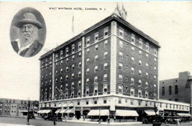 The Walt Whitman Hotel Was A Project Championed By Greater Camden Movement Group Of Business And Civic Leaders Who Had Begun To Come Together Shortly