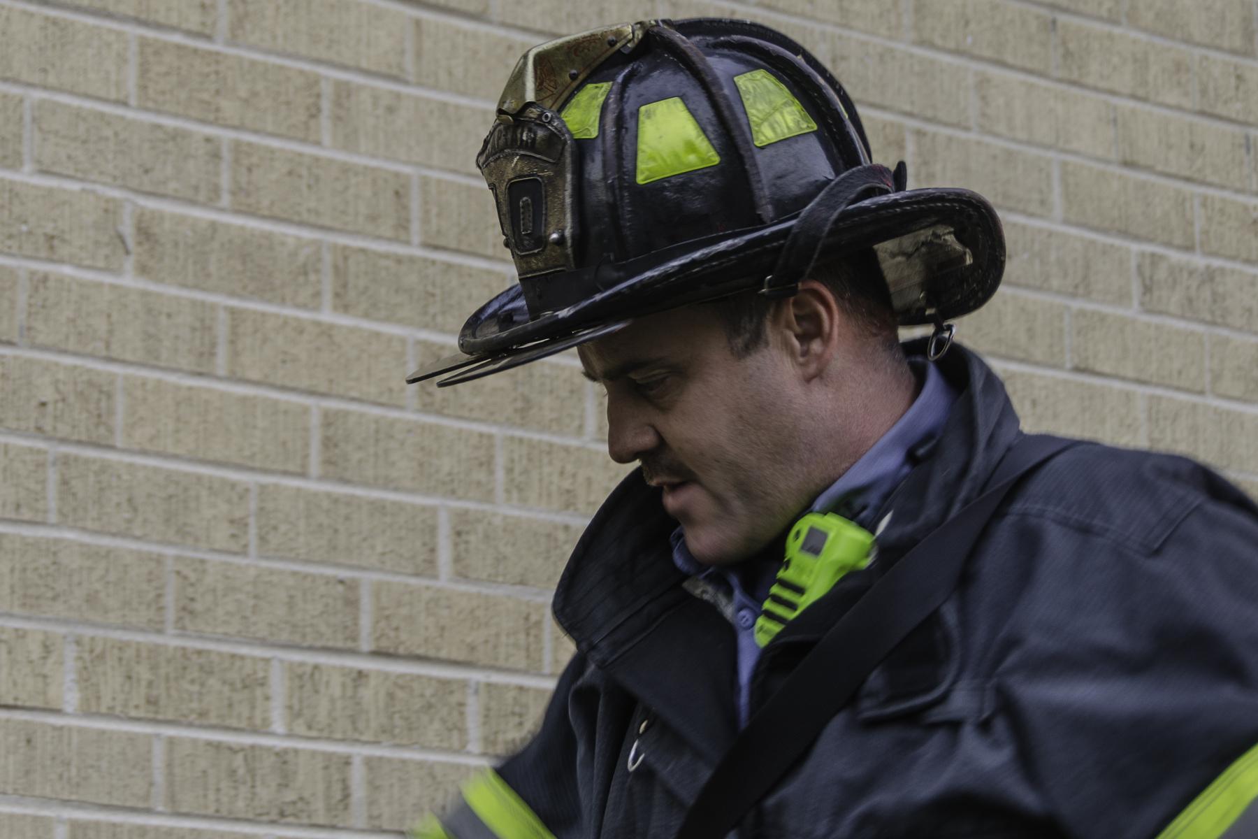 Camden Fire Department - Basement Apartment Fire, Two Dogs ...