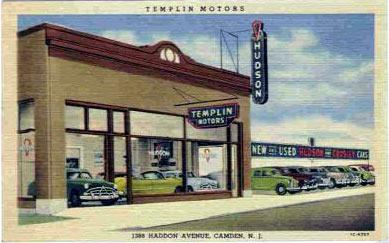 Used Truck Dealerships >> POSTCARD IMAGES of CAMDEN - Car Dealers