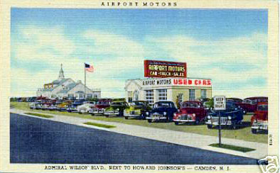 Berglund Used Cars >> POSTCARD IMAGES of CAMDEN - Car Dealers